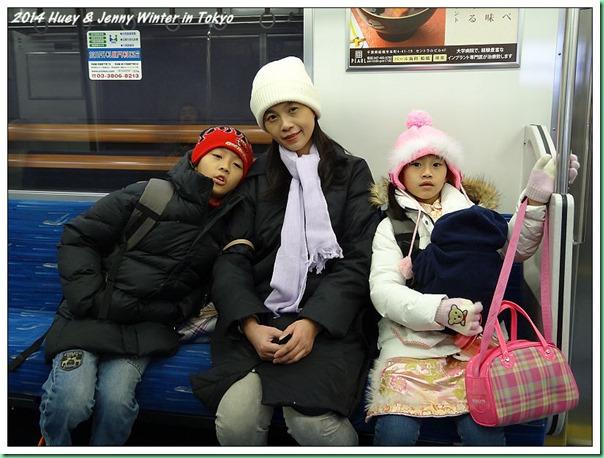 20140120_2 機場託運行李後搭京城電鐵 014b