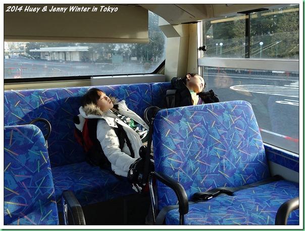20140122_02 西葛西東橫INN接駁車往迪士尼海洋 002b
