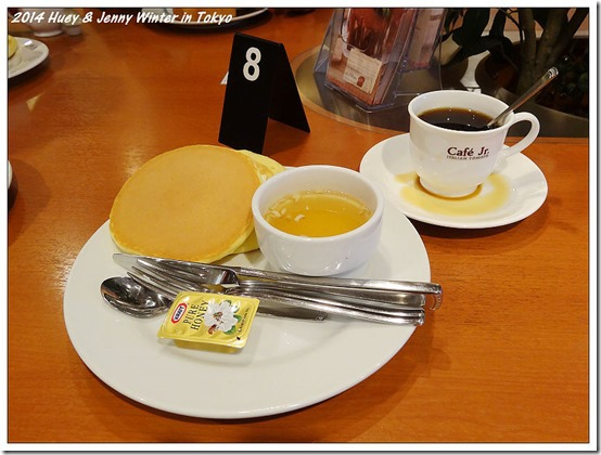 20140123_01 上野Sardonyx Hotel 之晨 009b