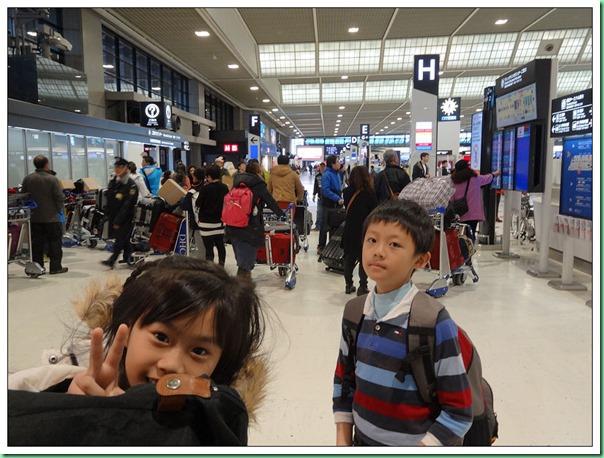 20140123_04 抵達成田機場Check In 004b