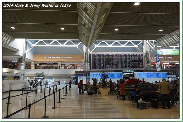 20140123_04 抵達成田機場Check In 015b