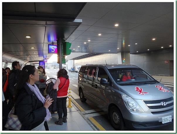 20140123_09 東航停車場接駁車 001b