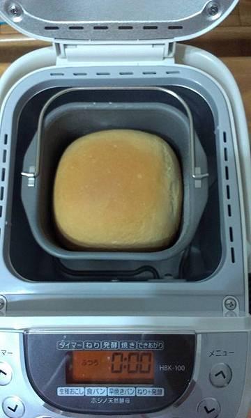 20140427麵包機第一爐