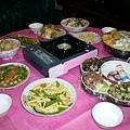 豐盛的年夜飯!