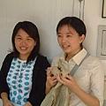 溫柔的筱帆跟佐芳