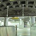 景福宮站的地鐵站