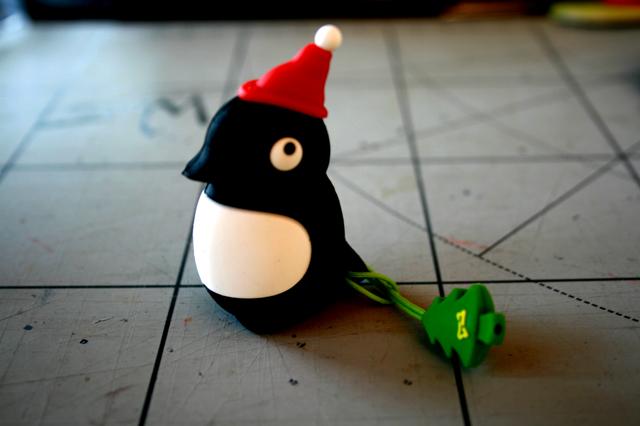 企鵝隨身碟