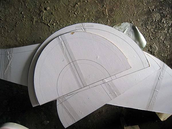 模型ㄉ骨架......(師傅們都不教的~)
