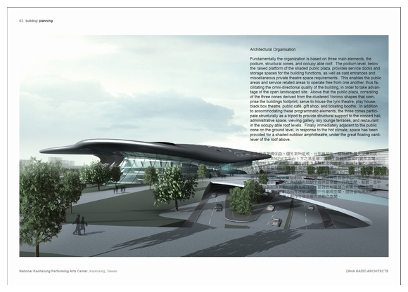 第二名 ZAHA HADID ARCHITECTS ---3