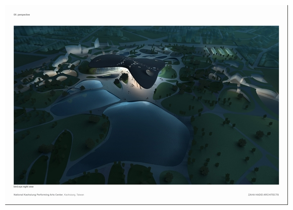 第二名 ZAHA HADID ARCHITECTS ---8