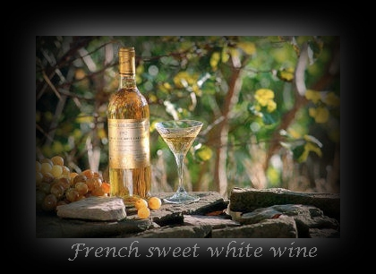 french sweet wine