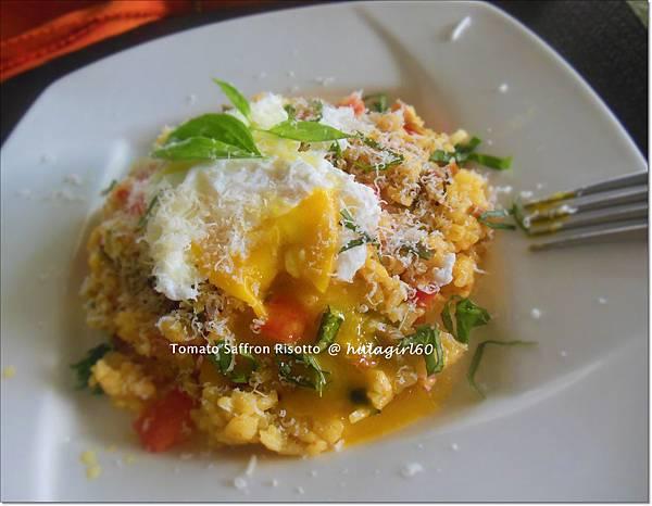 TomatoSaffronRisotto