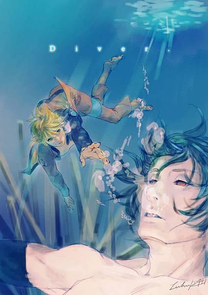 [NARUTO]Diver