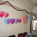 nini一直哇的彩色氣球