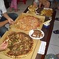 costco的大pizza
