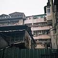 中山北路六條通 舊公寓