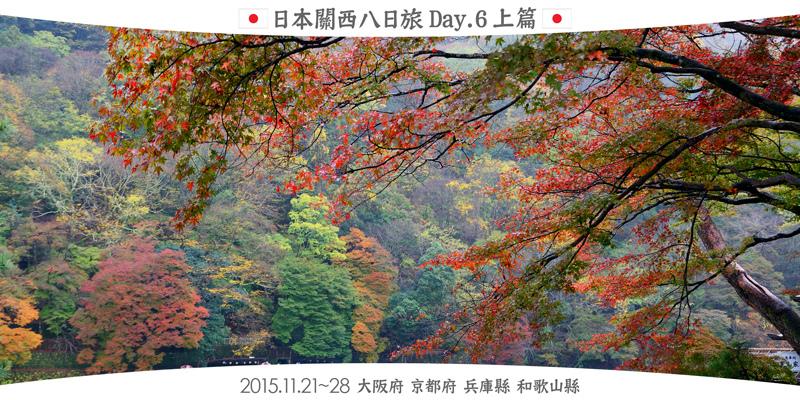 網誌圖首( 2015 大阪八日遊 ) 6 - 1