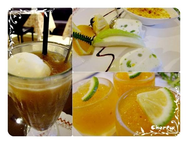 漂浮冰紅茶、梅子冰沙、烤布蕾.jpg