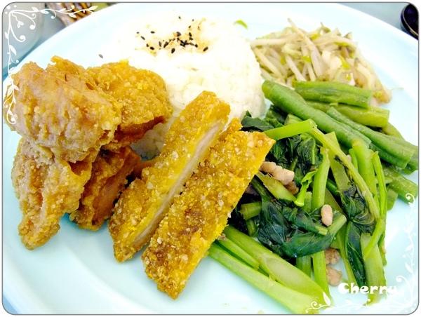 今日餐點-炸雞唐揚