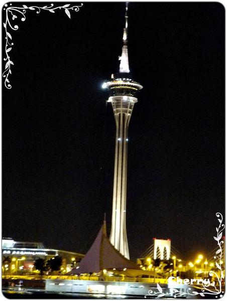 澳門旅遊塔