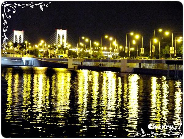 南灣湖夜景