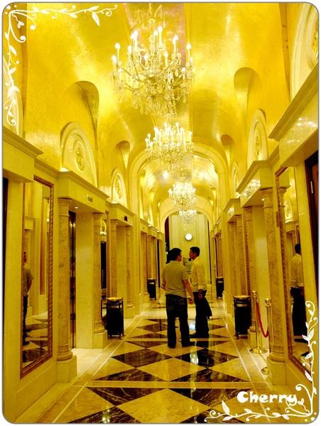 英皇酒店內部-1