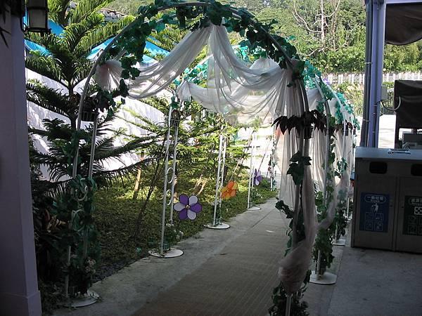 愛情故事館入口