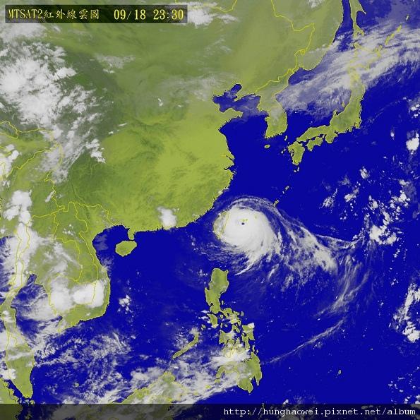 2010凡那比颱風