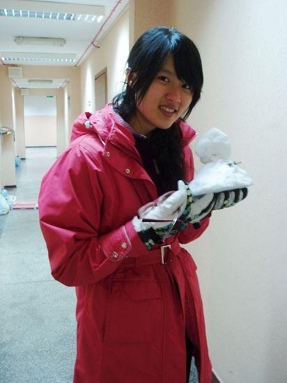 Daysy&她的雪人