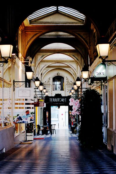 arcaded