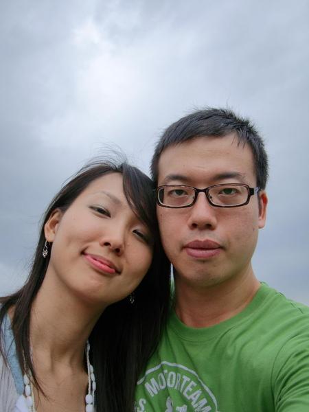 甜蜜夫妻臉
