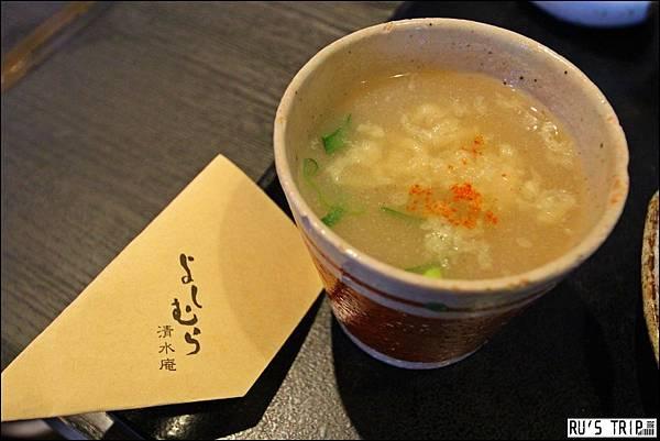 [食記-日本關西|京都] ◤よしむら清水庵 蕎麥麵◢