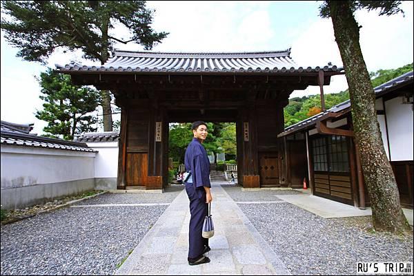 [旅記-日本關西|京都] ◤岡本和服 體驗遊清水寺◢