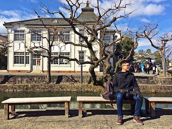 [旅記-日本中國|岡山] ◤倉敷美觀◢