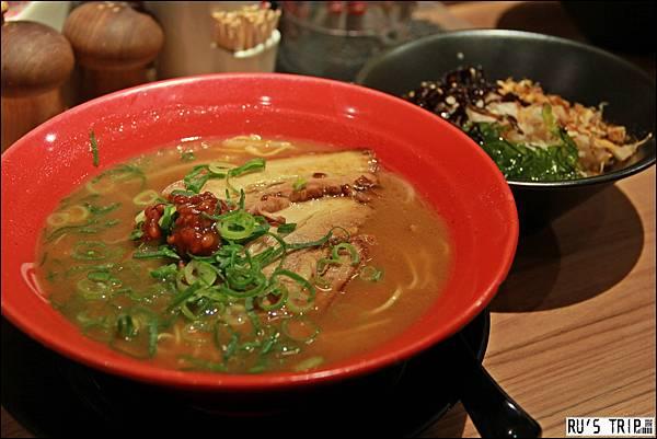 [食記-日本中國|岡山] ◤小豆島拉麵◢
