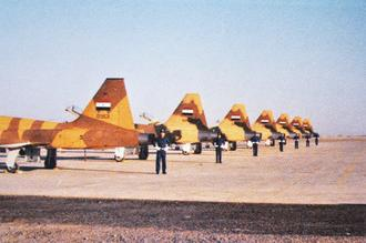 F-5戰機機隊
