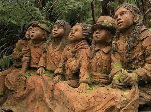澳洲布魯諾雕塑花園1