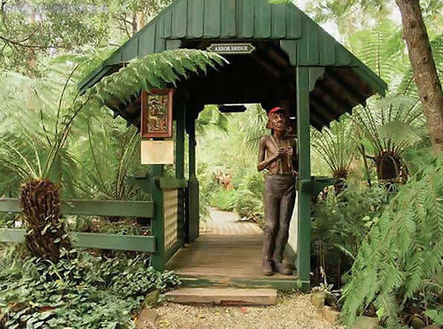 澳洲布魯諾雕塑花園3