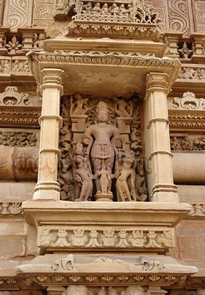 印度卡修拉霍性廟1