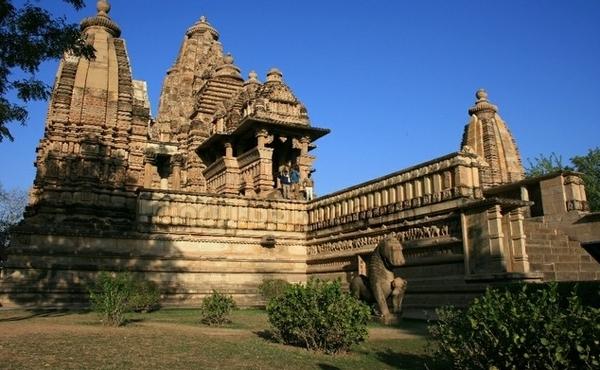 印度卡修拉霍性廟4