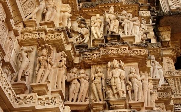 印度卡修拉霍性廟6