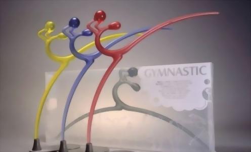 ╭★ 台灣人設計的奧運衣架 6