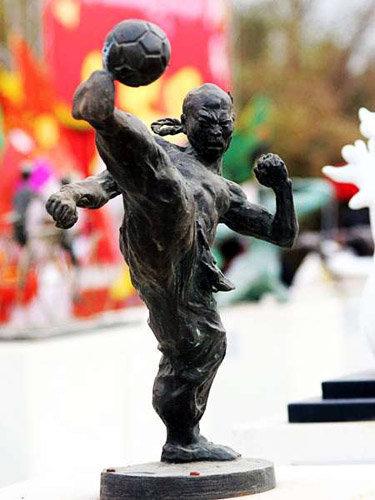 2008 北京奧運景觀雕塑 2
