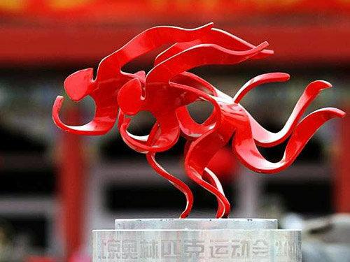 2008 北京奧運景觀雕塑 15