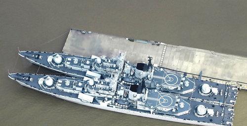 (中)現代級兩艦