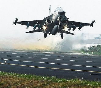 IDF戰機性能提升