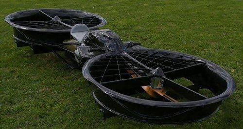 飛天摩托車
