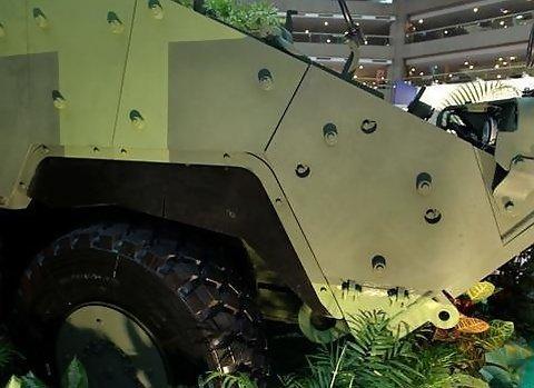 雲豹40公厘榴彈槍裝步戰鬥車