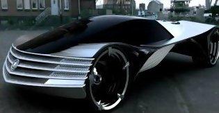 「釷」發電概念車