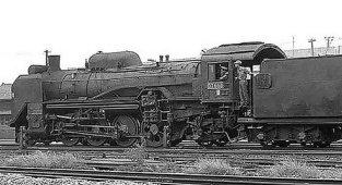 台鐵蒸汽火車DT668